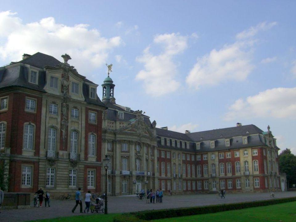 Münster Schloß